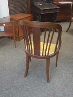 Edwardian Inlaid Tub Chair (6 of 7)