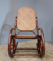 Bentwood Rocking Chair (3 of 6)