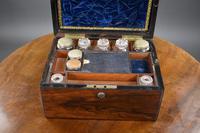 19th Century Rosewood Dressing / Jewellery Box (9 of 13)