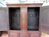 Country Oak Press Cupboard 1730 (5 of 10)