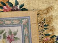Vintage Chinese Silk Carpet 2.43m x 1.59m (9 of 11)