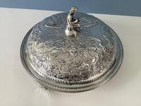 Antique Georgian Silver Entree Dish - Hester Bateman (3 of 10)