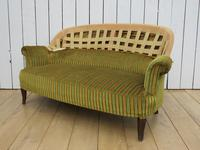 Vintage French Sofa for Re-upholstery (5 of 7)