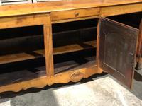 French Early Cherry Wood Sideboard (8 of 14)