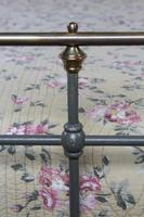 Handsome Classic Edwardian King Size Bed (3 of 7)