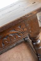 Early Oak Refectory Table (4 of 7)