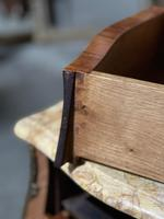 Quality Pair of French Marquetry Bedside Drawers (22 of 22)