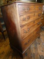 18thc 3' Wide Secretaire Chest of Drawers (5 of 12)