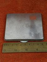 Antique Sterling Silver Hallmarked Unusual Cigarette Case 1946  Bishton's Ltd (3 of 11)