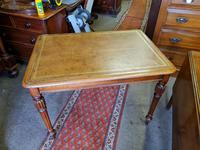 Victorian Writing Desk / Side Table (6 of 6)