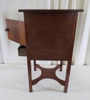19th Century Georgian Mahogany Pot / Bedside Cupboard (7 of 13)