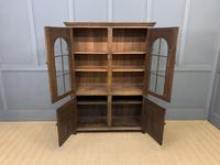 Ipswich Oak Bookcase c.1930 (4 of 13)