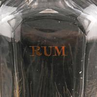 Early 19th Century Rum Decanter (2 of 8)