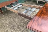 Super Quality Victorian Mahogany Extending Dining Table Seats 14 (15 of 18)