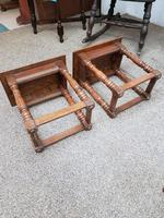 Pair of Country Stools (3 of 5)