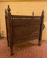 18th Century Afghan Wedding Chest (3 of 11)