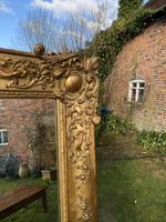 Very Large Gilt Mirror (4 of 11)