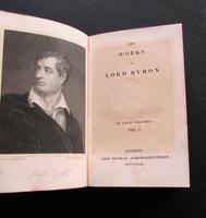 1829 The Works of Lord Byron, Complete in 4 Volumes (2 of 4)