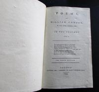 1794 The Poems of William Cowper of The Inner Temple, Complete in 2 Leather Bound Volumes (2 of 4)
