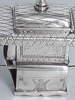 Silver Chinese Sedan Chair (4 of 12)