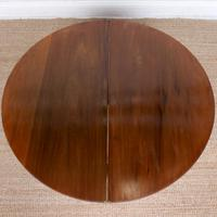 Walnut Folding Coaching Card Table (10 of 11)