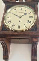 Stunning English Fusee Carved Timepiece (7 of 9)