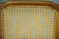 Vintage Bergere Cane Sofa (6 of 9)
