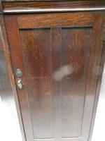 Liberty & Co Oak Corner Cabinet (6 of 9)