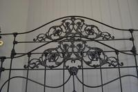 Super Victorian Brass & Iron King Size 5ft Bedstead (2 of 14)