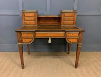 19th Century Amboyna Writing Desk (9 of 19)