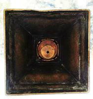 Antique English Georgian Brass Telescopic Candlestick (5 of 7)