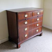 Mahogany Chest of Drawers - Georgian (3 of 6)