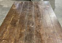 Huge Rustic French Oak Farmhouse Dining Table (33 of 35)