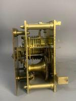 Early 19th Century Library Clock (3 of 10)