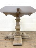 Octagonal Shaped Marble Top Centre Table (3 of 10)