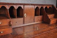 Early 18th Century Oak Bureau (12 of 14)