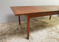 1960's Danish Mid Century Extending Dining Table (5 of 7)