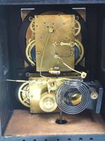 Amazing New Haven mantle clock 8 Day Westminster Chime Bracket Clock Very Rare (4 of 10)