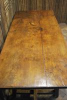 Spanish Chestnut Wood Tavern Table (6 of 8)
