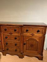 Oak Dresser Base (2 of 6)