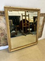 Very Large 19th Century Gilt Wall Mirror (2 of 5)