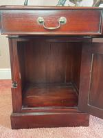 Large Georgian Style Double Sided Partners Desk (21 of 51)