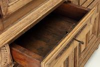 17th Century Flemish Bleached Oak Cabinet (12 of 13)