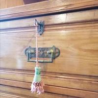 Large Edwardian Pine Chinoiserie Style Dresser (7 of 16)