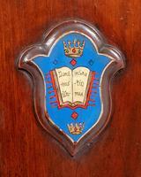Good Pair of Victorian Mahogany Hall Chairs (4 of 8)