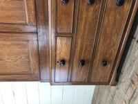 Antique 19th Century Welsh Oak Press Cupboard (12 of 14)