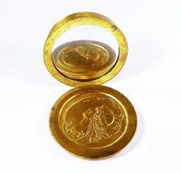 Rare Antique Cleopatra Vanity Box (2 of 2)