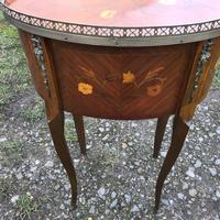 Pair of Inlaid Bedside Cabinets (7 of 8)