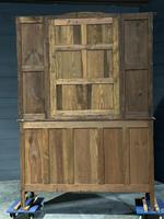 French Bleached Oak Farmhouse Kitchen Dresser (22 of 26)