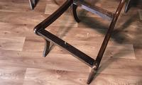 Mahogany Dining Table & Set of 10 Regency Style Chairs (14 of 19)